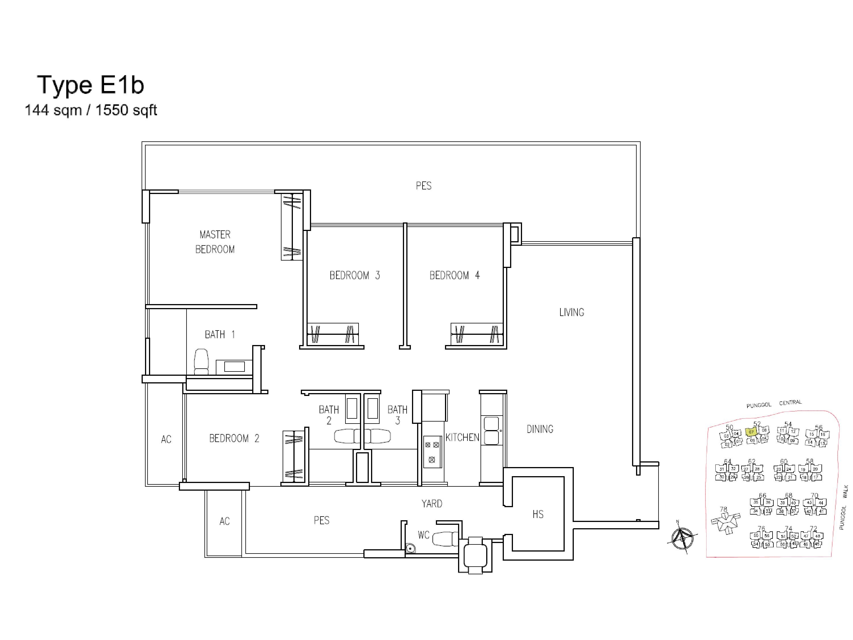 4 bedroom a treasure trove treasure trove floor plan trove free download home plans